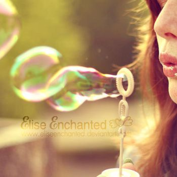 Colorful memories by EliseEnchanted