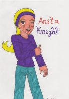 Anita Knight by MSKM2001
