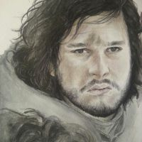 wip jon snow by cymue