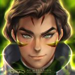 Kuvira War Paint by Artipelago
