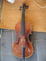 old fiddle by Meltys-stock