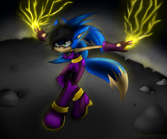 ::Electrifying:: by Libra-Dragoness