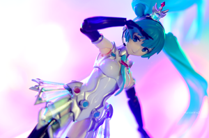 Miku Racing 2013 by HunterX-v2