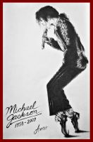 Michael Jackson by FkONikon