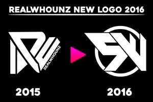 New Age and Logo for RealwhOunz by RealwhOunz