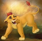 Kion - the Lion Guard by Mahogi