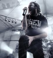 Anders Friden, In Flames by ze-m0n5t3r