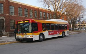 CyRide Bus 431 by JamesT4