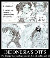 Indonesia's OTP (pt 2?) by Pr0j3CT5AkuR4