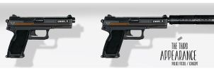 T3A_POLICE_PISTOL_CONCEPT by donmalo