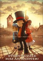 ..::Professor Layton::.. by Megan-Uosiu
