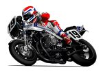 Freddie Spencer Superbike by RacerTees