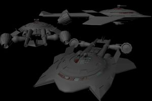 Shuttle or Drop Ship by connorz16