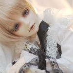 Boy of blonde hair by solalis1226