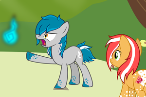 What are you yelling at? by DayDreamSyndrom