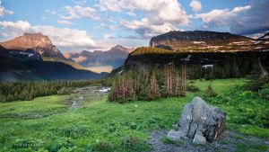 .:Logan Pass:. by RHCheng