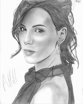 Kate Beckinsale by Wanted75