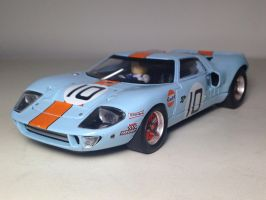 Ford GT40 / 10 by angelneo107