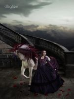 Lady of dreams by Soulgraphica