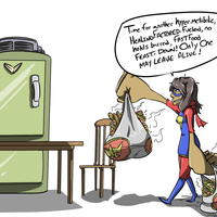 Ms Marvel Comic (1/8) by MagicStraw