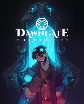 Final Dawngate Chronicles Cover by nicholaskole