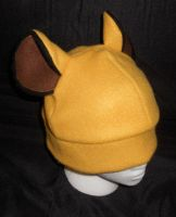 Simba Fleece Hat - A Tribute by PakajunaTufty