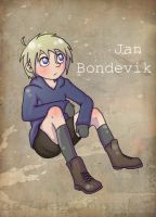 Jan Bondevik by spanabanana