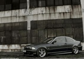 BMW E46 by MWPHOTO