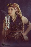 Steampunk Couture by Spooky-Elric