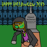 Happy Halloween 2015 by PMiller1