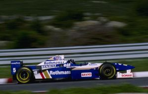 Damon Hill (1996) by F1-history