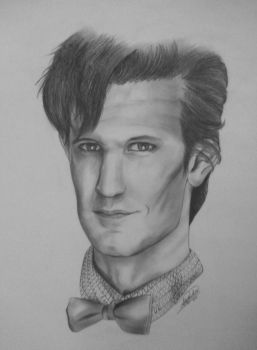 The Doctor - DW - Alejandro Perez 2013 by soulevans93