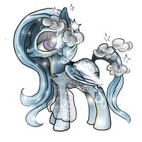 MLP Adopt: Bright Night Pony CLOSED by Blesses