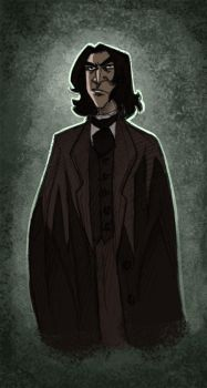 Snape -HP- by kyla79