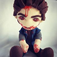 28 Weeks Later: Infected Don by NerdPlusNeedle