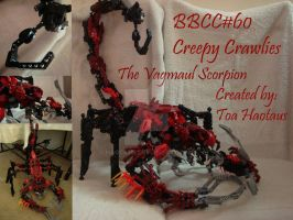 The Vagmaul Scorpion by Haotaus
