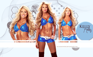 WWE Kelly Kelly Wallpaper by bluexmuffinx