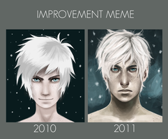 improvement meme by Detkef