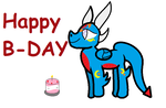 Happy B-Day May!!!! by skye-and-star