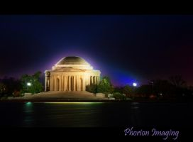 Jefferson Memorial by PhorionImaging