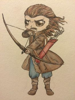 Bard the Bowman by GreytheGreyt