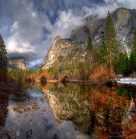 Mirror Lake by dsnider