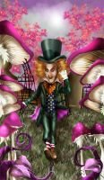 Mad Hatter by vampirekingdom