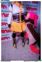 Headless - Mami Tomoe by Claudini25