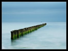 Baltic in blue 2 by Alexandra35