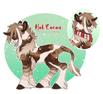 30. Hot Cocoa [Wildling Advent] by NoxxPlush
