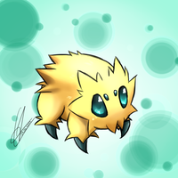 Joltik by WorlDamnedGirl