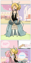 Fionna in the wonderland ~page 1~ by happysadliife