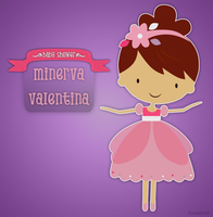 Minerva Valentina Baby Shower by Kimba