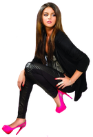Selena Gomez HQ png by SaraFashionDesign